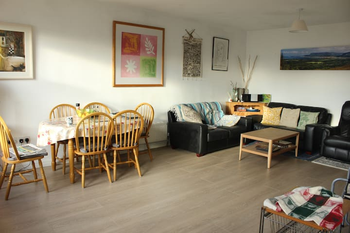Duplex apartment 60 paces from Strandhill seafront
