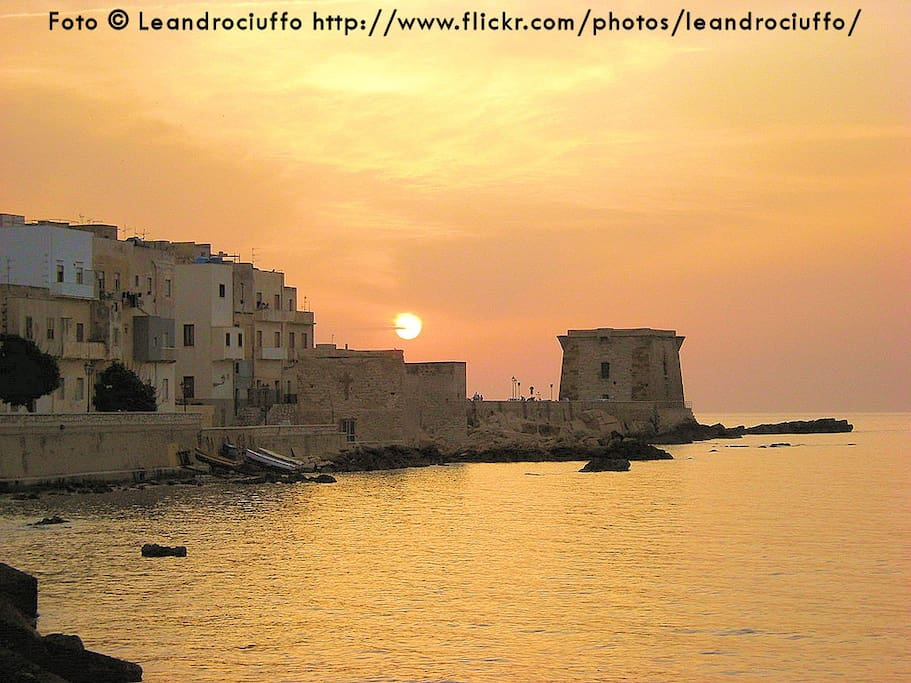 Monolocale con terrazza indipendent - Apartments for Rent in Trapani ...