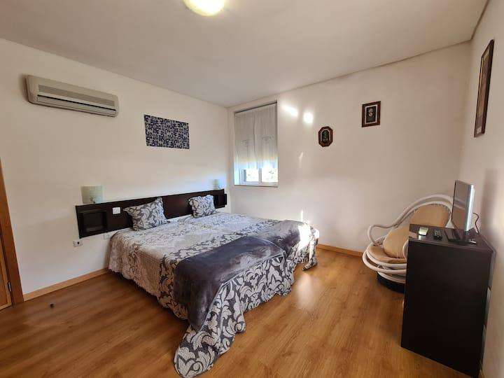 Centenária- Apartamento Duplo 201