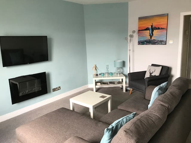 Modern and Cosy 2 bedroom property