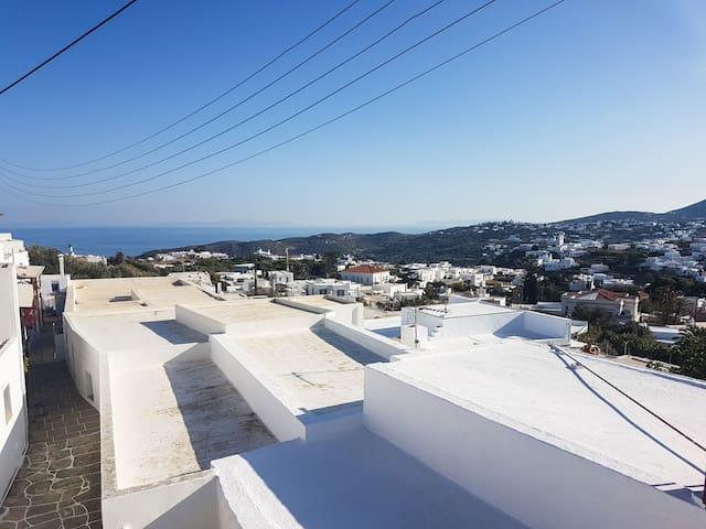 Artemonas Cycladic House