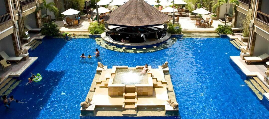 Boracay Luxurious Room in Henann Regency Resort