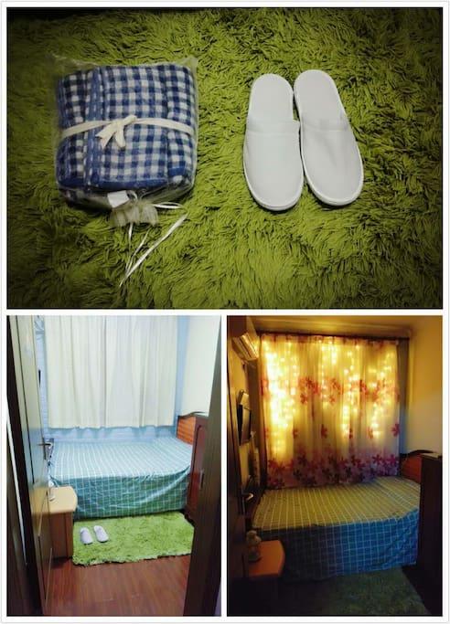 浪漫的小房间