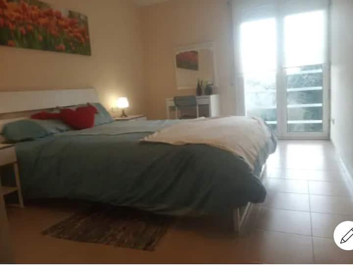 Habitación en la Costa Brava 1 camas grande