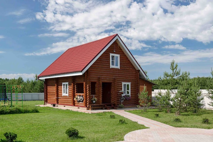 Гостевой дом Тимошкино, коттедж «Избушка».