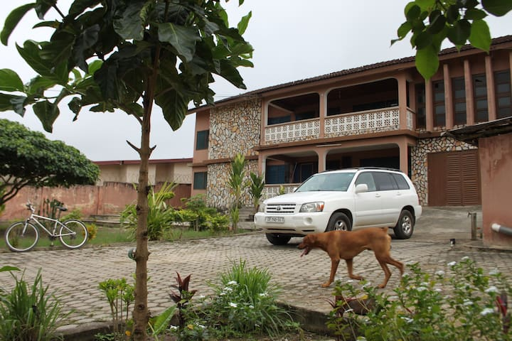 Excellent Private Home In Cape Coast