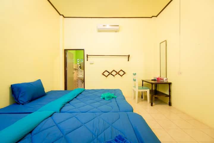 Big Dreams Resort - Quadruple room with terrace