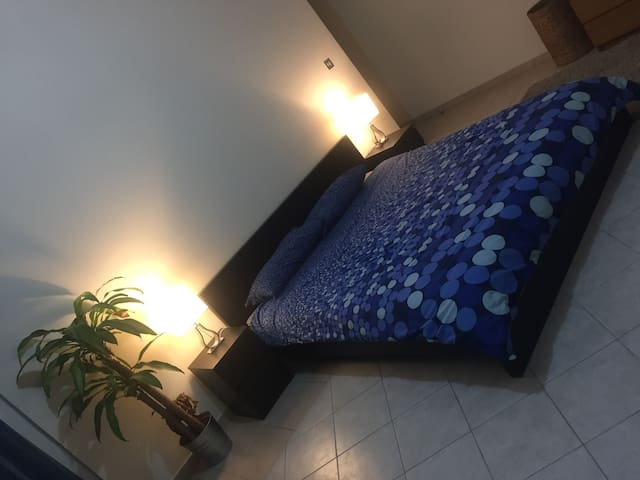 -Large Private Room In Spacious Apartment-