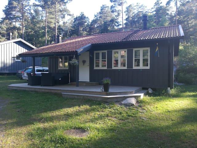 Hus nära havet (150m) Hällestrand /Strömstad