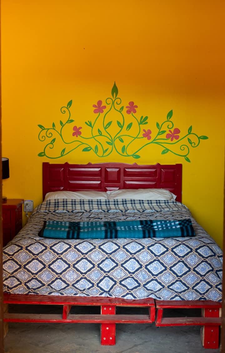 Sukha Hostel - Habitación Privada para 2 personas