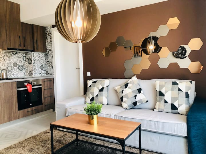 GORGEOUS, BRAND NEW LUXURY APARTMENT SOFIA CITY❤️