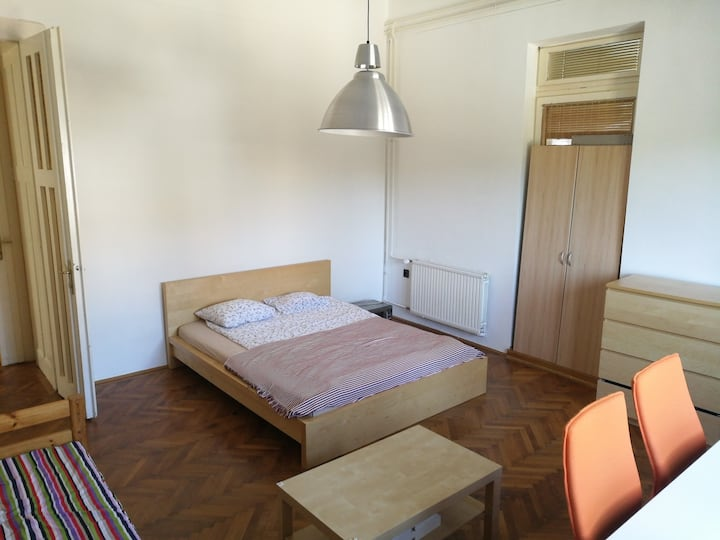 Spacious room in Buda hills diplomatic area