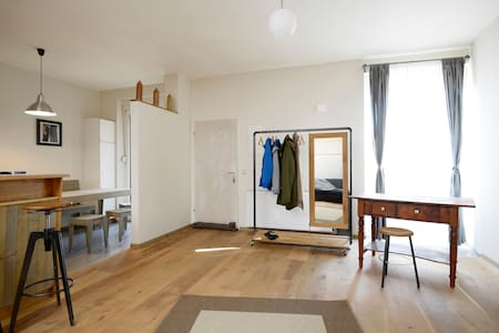 Schöne Studiowohnung bei Frankfurt