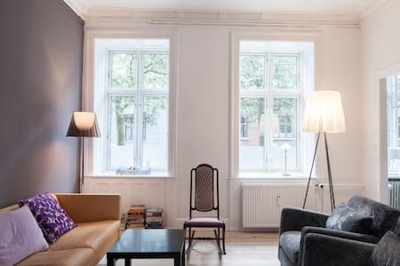 Perfect location at Frederiksberg - Frederiksberg - Appartement