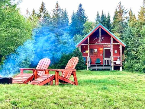 Peaceful Cabin in the Heart of North Country