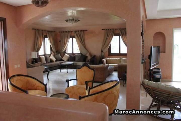 Marina smir villa