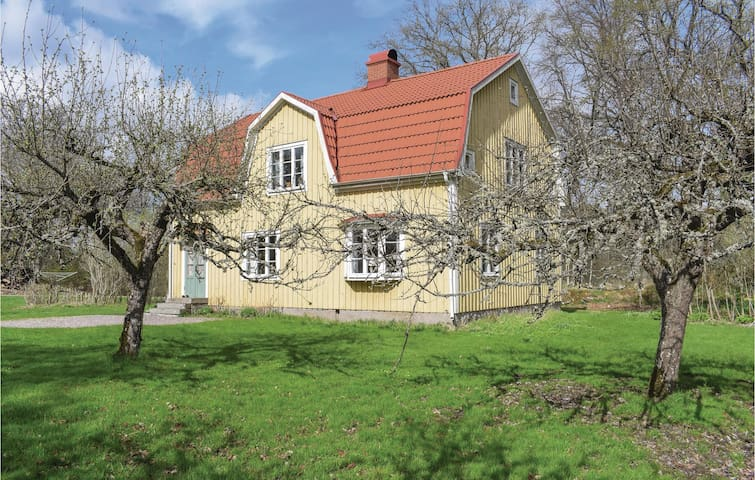 Holiday cottage with 2 bedrooms on 80m² in Växjö