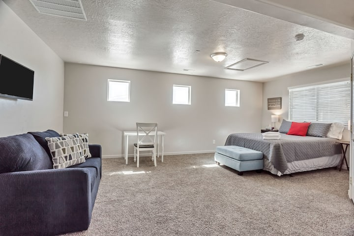 Large & New Studio Close To UVU & BYU