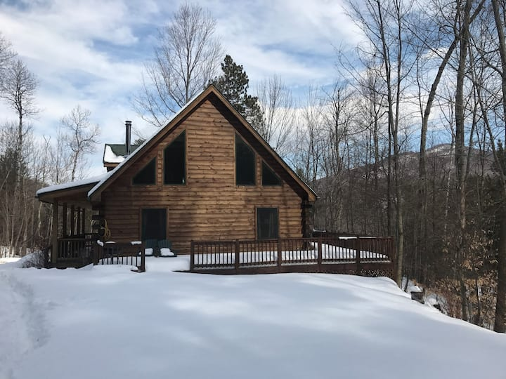 Silver Bear Cabin, 15 minutes from Whiteface!