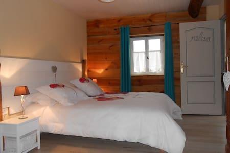 chambre au calme proche de Mirande et Marciac