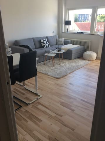 Peacefull appartement near Copenhagen center - Herlev - Huoneisto
