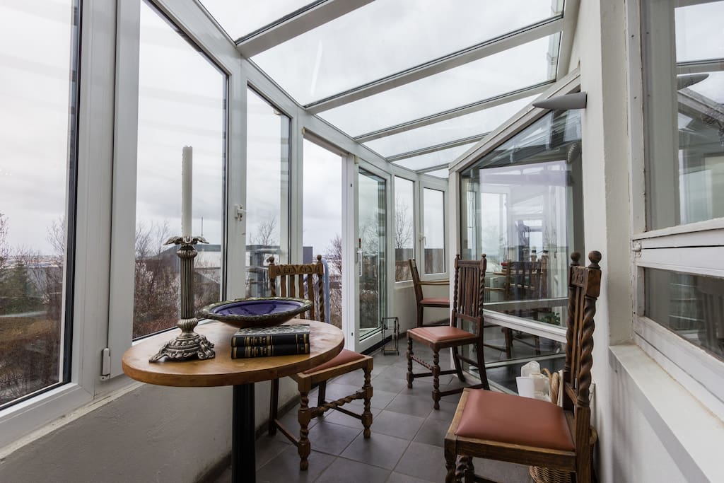 Icelandic conservatory