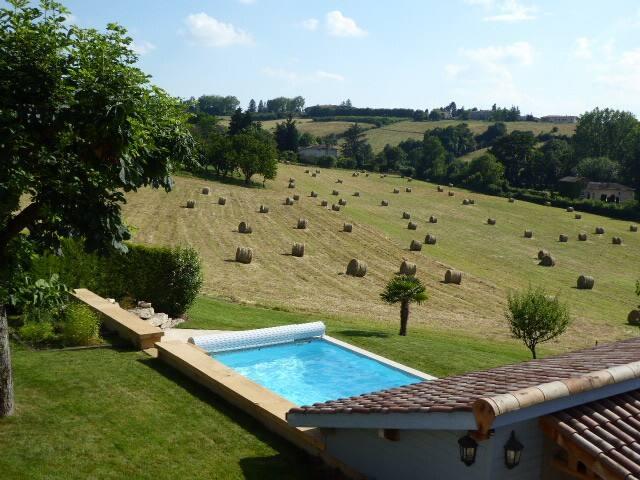 Gite Stone Spa Piscine Spa Des 3 Nuits Houses For Rent