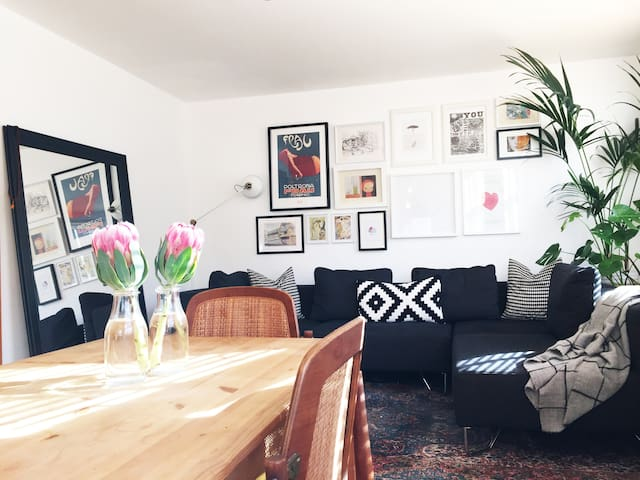 One bedroom flat in trendy East London