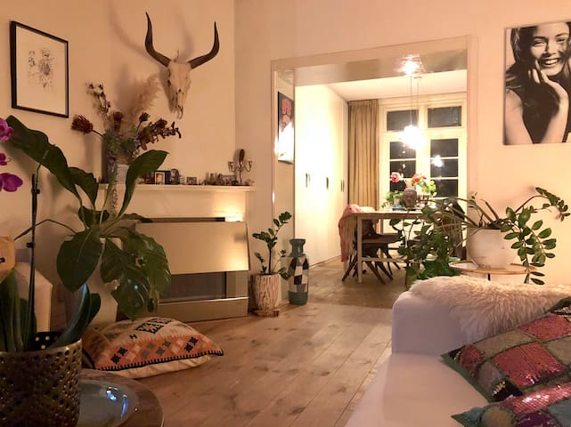 apartment near center Amsterdam
