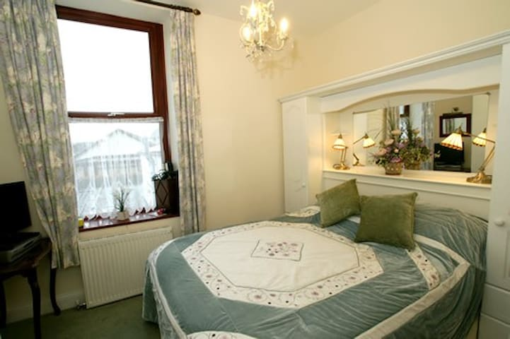Cosy retreat at Albany House B&B Peel - Osborn Rm - Peel - Wikt i opierunek