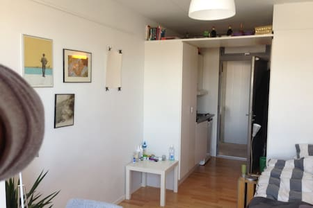Studio apartment near Nørrebro: reasonably priced - Kööpenhamina - Huoneisto