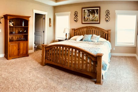 River View Master Suite