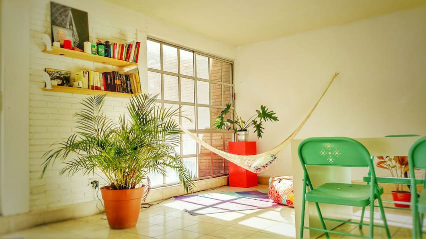 Victory House - Private Room 1 - Saltillo - Casa