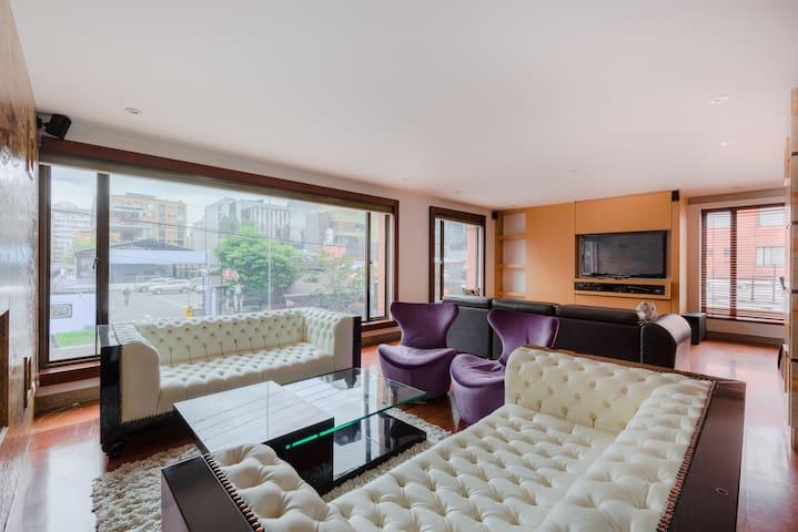 Spectacular Luxury Apartment in Parque de la 93