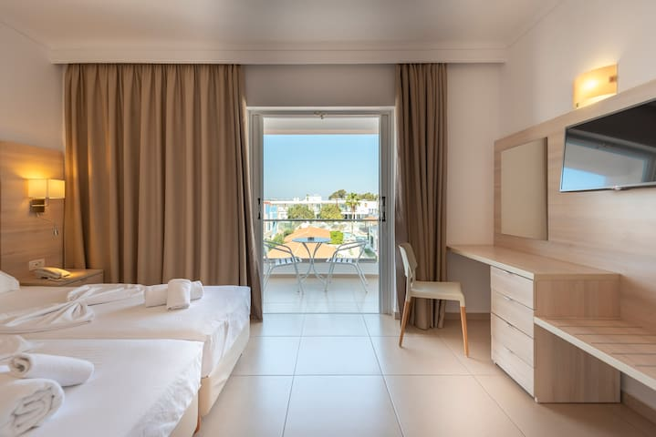 One Bedroom apartment/4 persons/close to the beach
