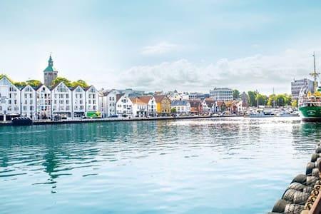 Beautiful apartment in Stavanger centre! - Stavanger