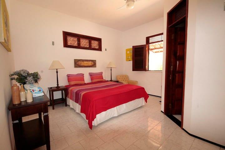 Canoa Lodge, sua casa em Canoa Quebrada