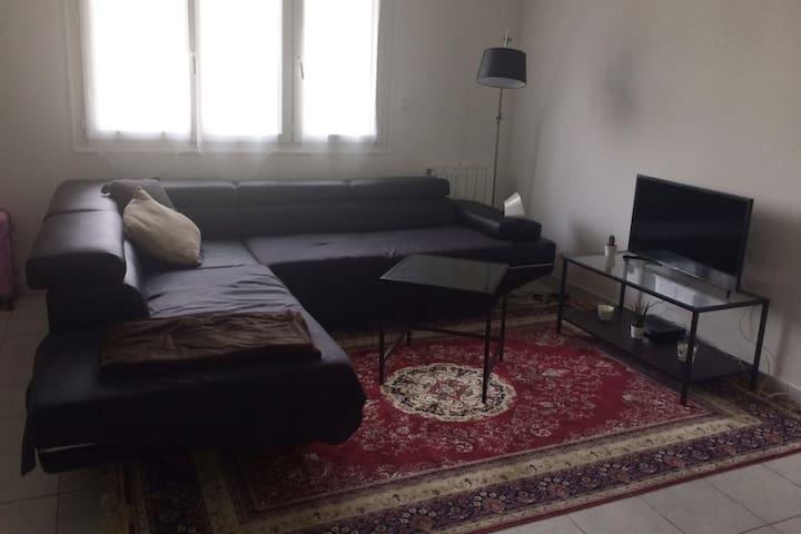 Appartement 2 pièce meublé proche du centre ville - Orsay - Apartment