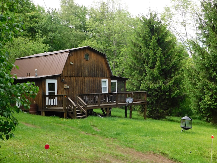 New Listing!Catskills Cabin- the perfect retreat!