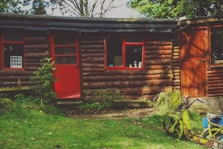 1958 Cabin. Glencree. 30 Mins from Dublin.