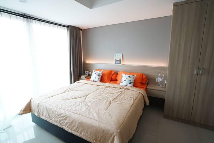 Apartemen La Grande Jl. Merdeka Intimate Studio