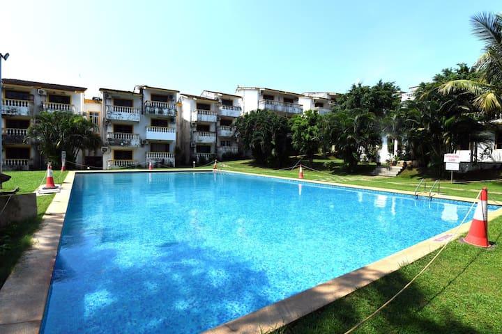 1Bhk Premium Apartment