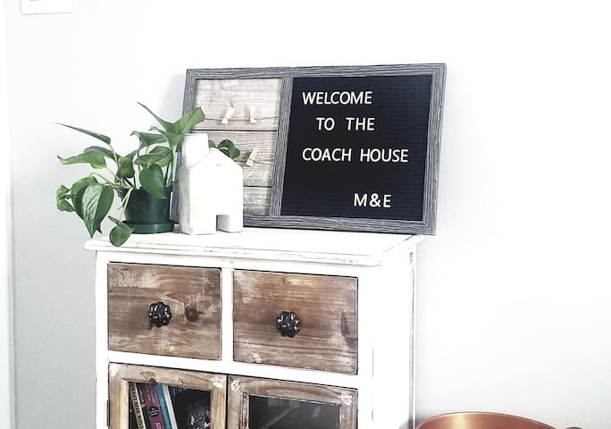 Stay in our modernized 1886 Chicago Coach House