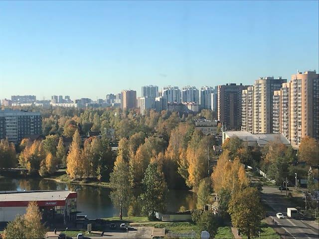 2х комнатная квартира в Санкт-Петербурге