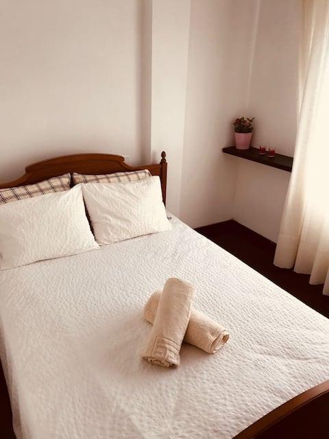 Habitación privada en Villagarcia de arosa