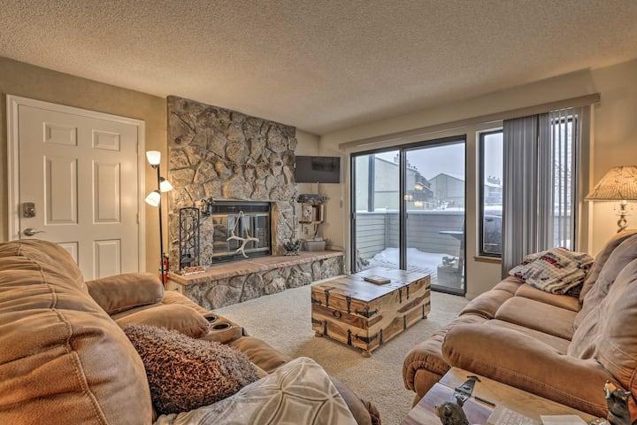 Fraser Condo w/ Resort Amenities - By Ski Resort
