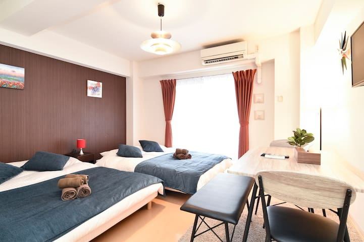 Asakusa Family apt. Direct access from Haneda! #29