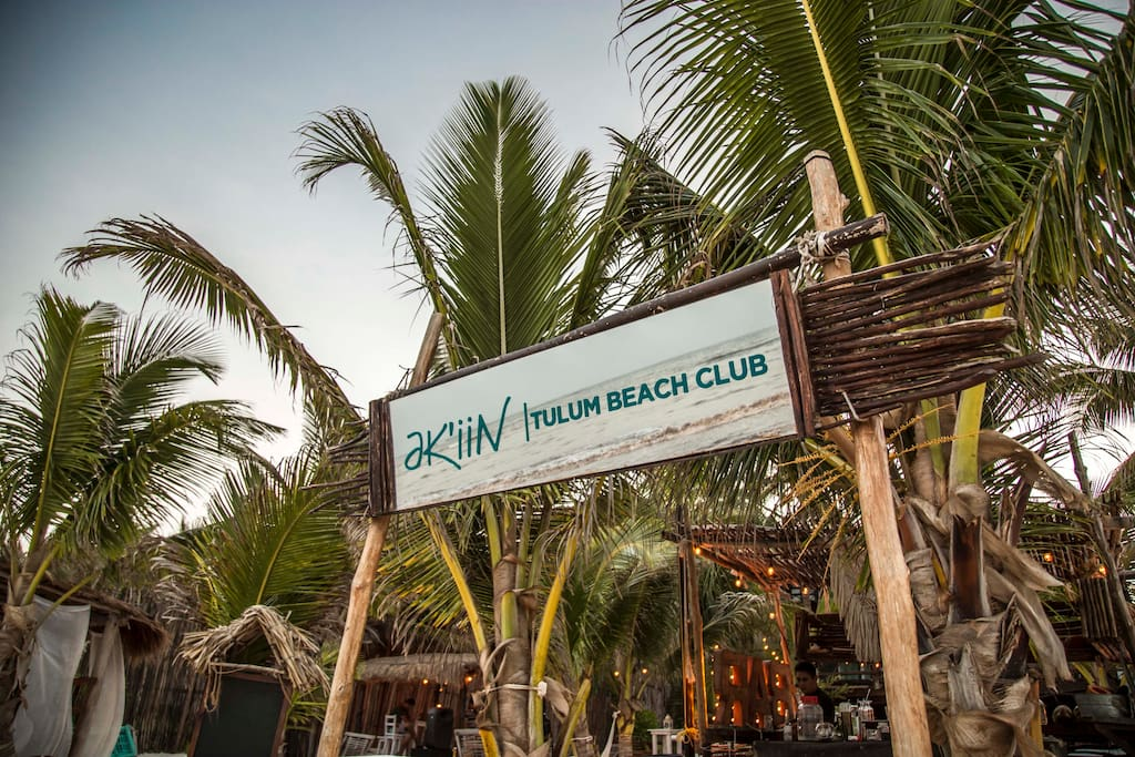 Akiin Beach Club welcomes you home