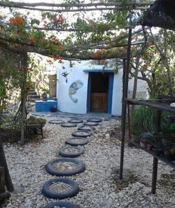 Sítio Acauã: wellbeing, loveliness, sustainability - Cavalcante - Chatka w górach