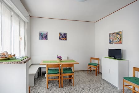 Downtown quiet 2 bedrooms flat - Lignano Sabbiadoro